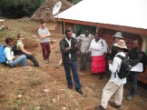 discussing a Marakwet compound