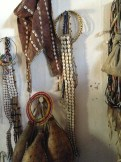 Beads and cowries