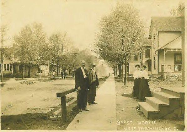 Second Street West Farmington