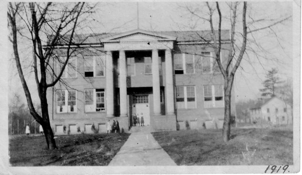 Third School built in West Farmington.