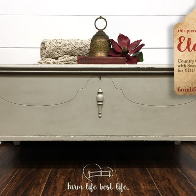 Not Just a Hope Chest
