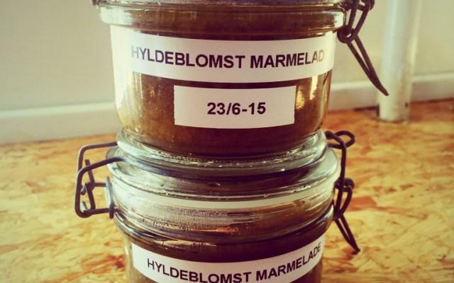 Hyldeblomst Marmelade