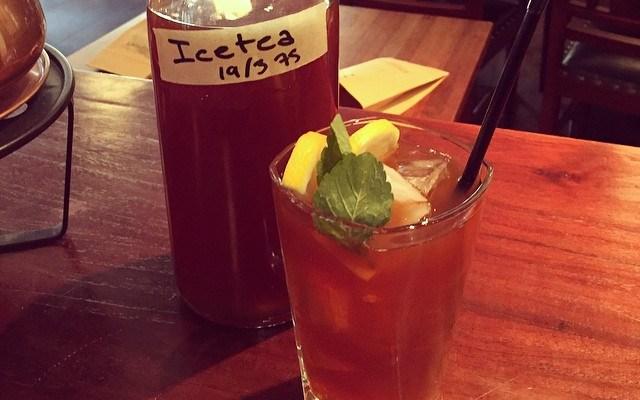 Ice Tea (Komfuret's)