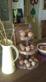 3tier cupcake stand