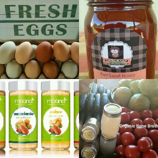 Organic Specialty Items