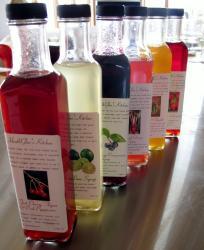 Unique Fruit Syrups for Beverages