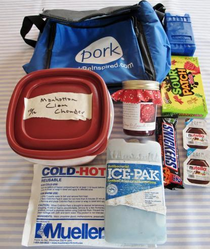 Fall/Halloween College Care Package for the Boy - 2