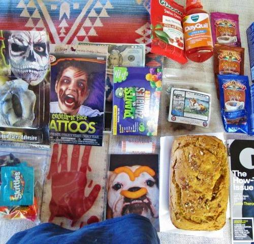Ideas For Care Packages Farm To Jar Food