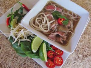 Farm to Jar Food - Beef Pho in a Slow Cooker (Vietnamese Beef Noodle