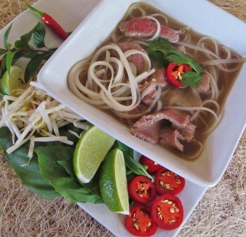 slow cooker pho - Farm to Jar Food
