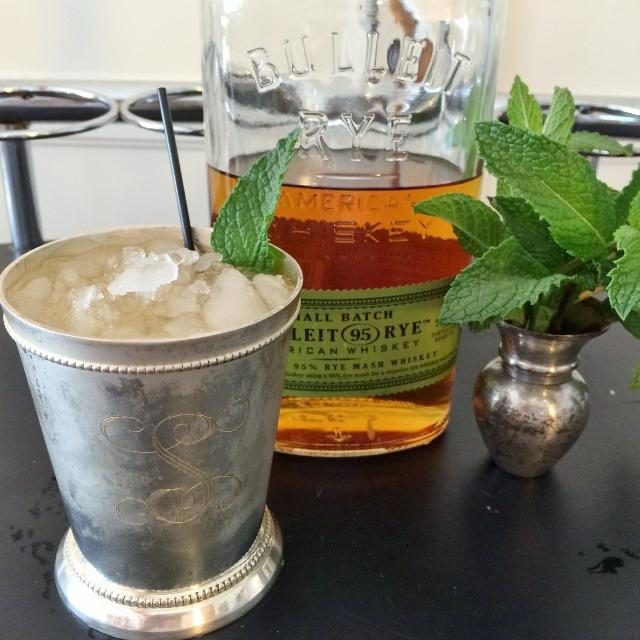 Mint Julep for the Kentucky Derby