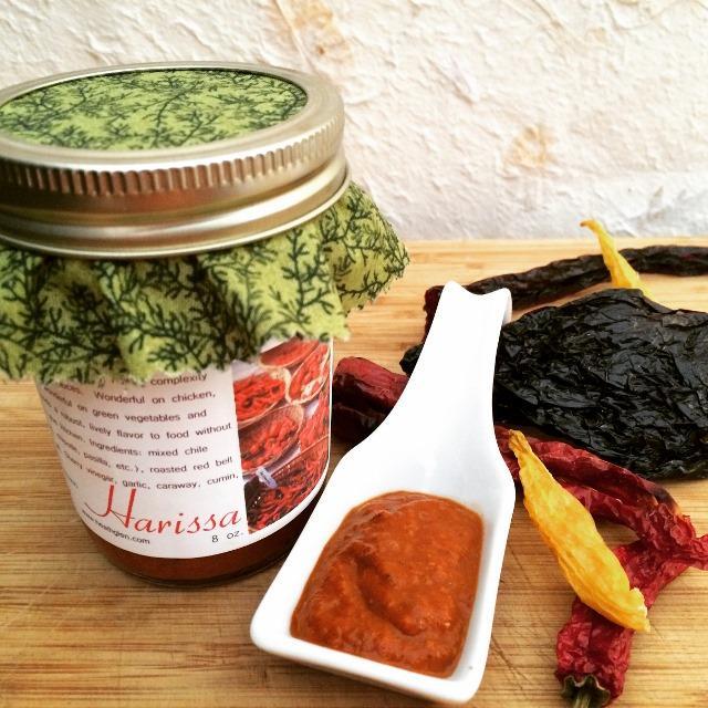 Harissa Sauce from HeathGlen