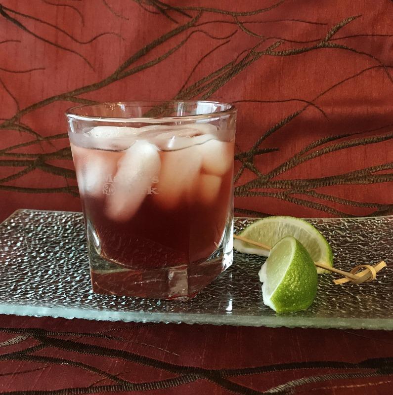 cherry drinking vinegar