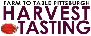 Farm to Table Pittsburgh Harvest Tasting