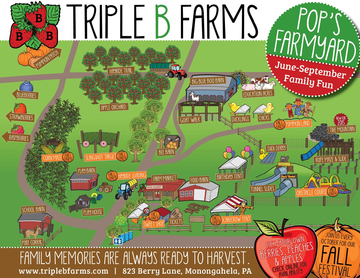 Triple B Farms Fun