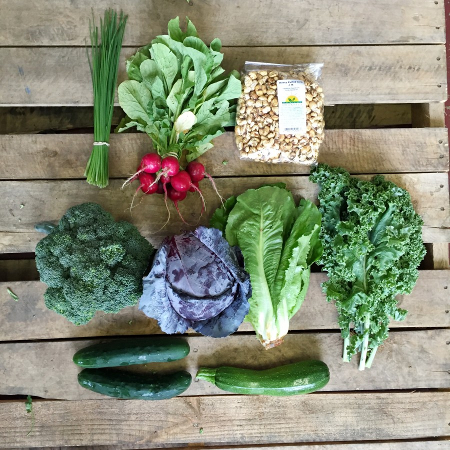This week's CSA Recipe: Penn's Corner Farm Alliance