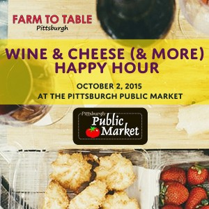 Pittsburgh Local Food Happy Hour