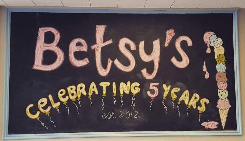 Betsy's Ice Cream