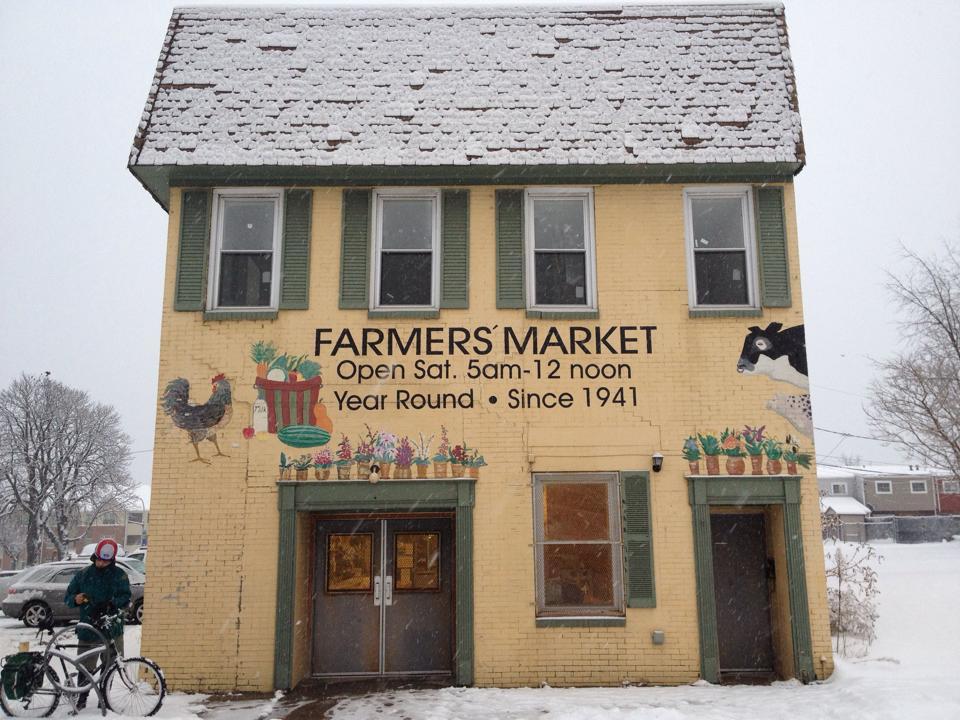 Farmers' Cooperative Market of East Liberty