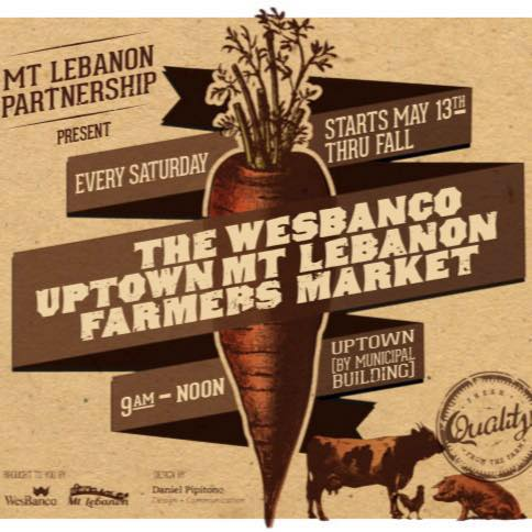 Mt. Lebanon Uptown Farmers Market