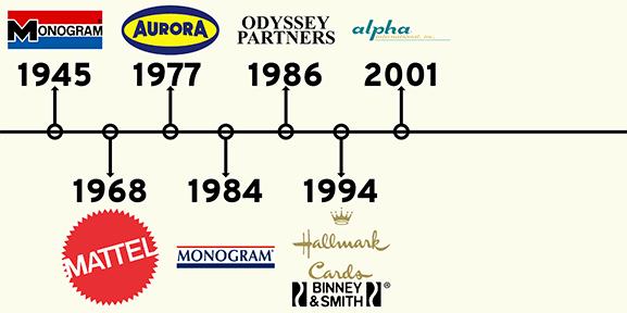 Alpha International Buys Monogram