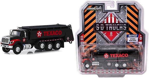 "2018 International WorkStar Tanker Truck ""Texaco"""