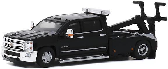 2018 Chevrolet Silverado 3500 Dually Wrecker