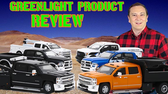 Greenlight Dually Drivers Series 4 – Six 1:64th Scale Diecast Dually Pickup Trucks – Product Review