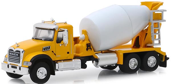 2019 Mack Granite Cement Mixer Truck