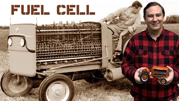 Fuel Cells The Future of Farming???