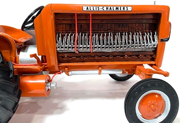 1:16th Scale Resin Allis-Chalmers Fuel Cell Tractor by SpecCast