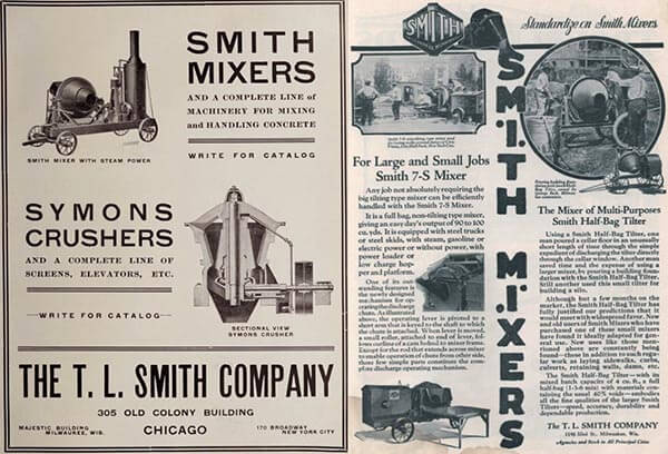 T.L. Smith Mixers