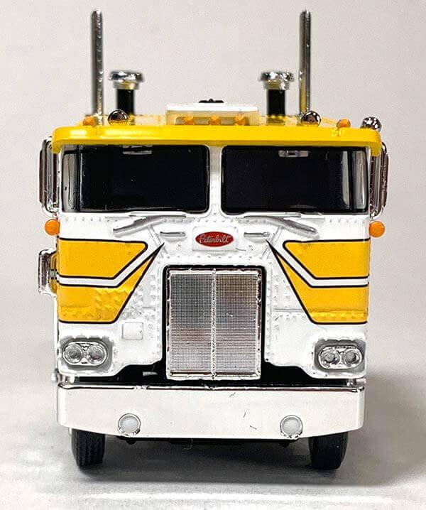 Yellow Pete 352 Kreilkamp Trucking