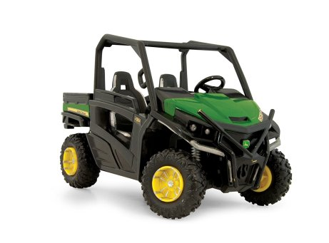 John Deere diecast tractor