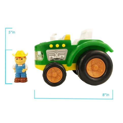 Boley diecast farm tractor