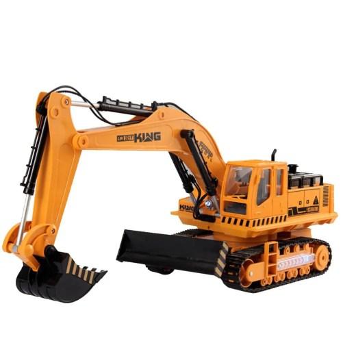 PowerLeaad Big Farm Toy Tractor