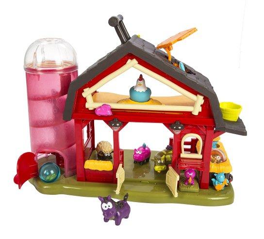 Ba Ba farm toy