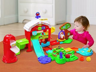 Vtech Farm Animals set - children farm toys