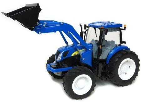 1/16 new holland farm toy