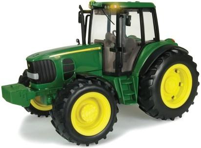 1/16 john deere toy tractor