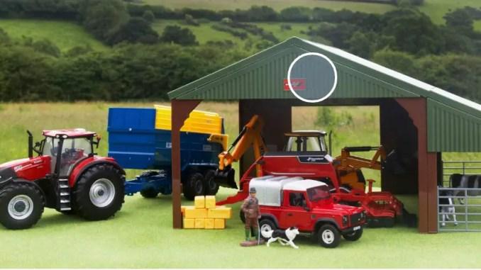 Britains farm toys