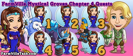 FarmVille Mystical Groves Chapter 4