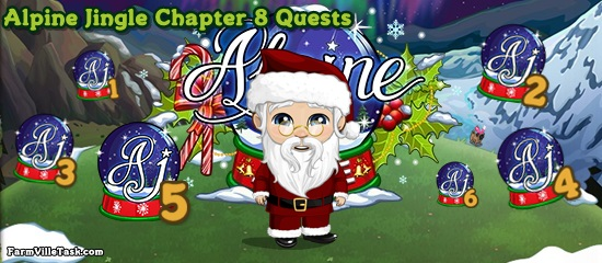 Alpine Jingle Chapter 8 Quests