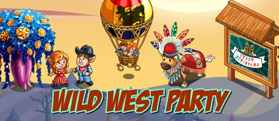 farmville-wild-west-party
