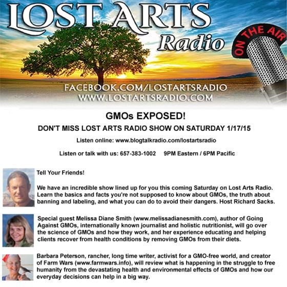 Lost Arts Radio 1 17