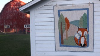 Pie Bird Quilts has been very busy this year as well... new projects all the time.