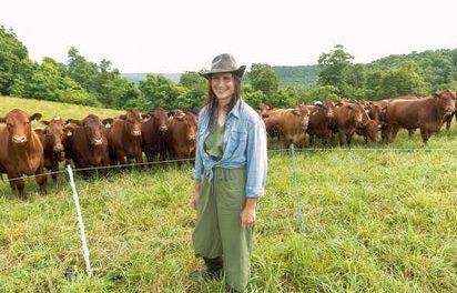 livestock volunteer heifer ranch