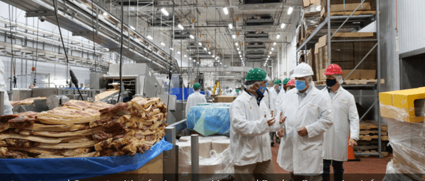 meat and poultry processing infrastructure