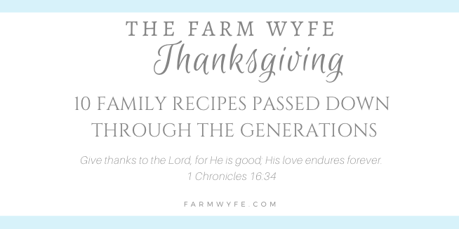 Thanksgiving Recipes Download