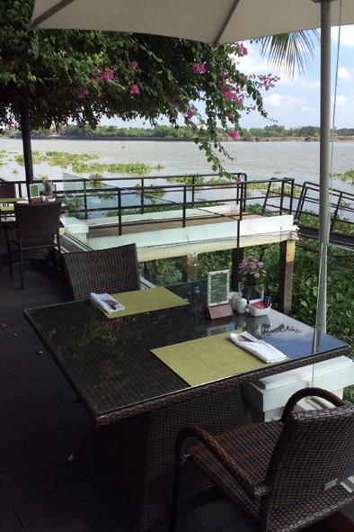 Villa Song Saigon, a new boutique in Vietnam's Ho Chi Minh City